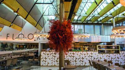 Harvey Nichols , Harvey Nichols Fifth Floor Cafe