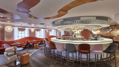 Harvey Nichols  Harvey Nichols Fifth Floor Bar 0