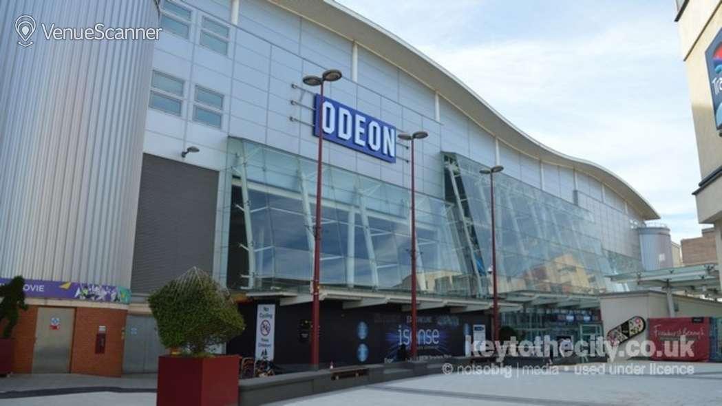 Hire Odeon Birmingham Screen 4 1
