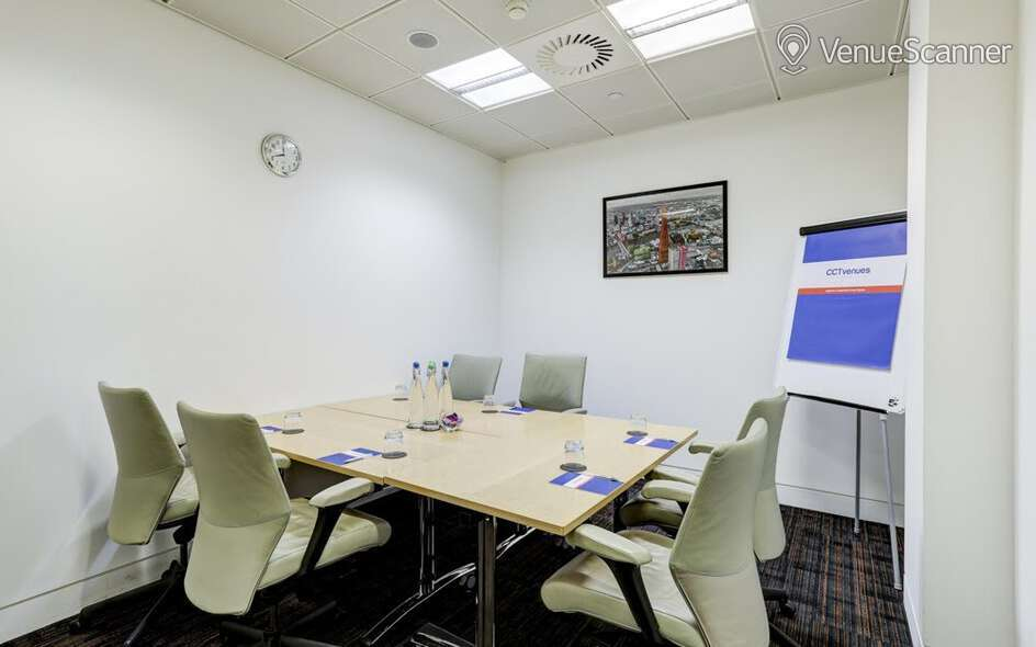 Hire Cct Venues Plus-bank Street, Canary Wharf Select F