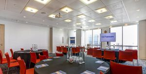 Cct Venues Plus-bank Street, Canary Wharf, Room 9