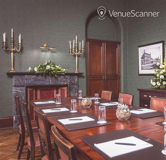 Hire Titanic Hotel Belfast Thomas Andrews' Office 1