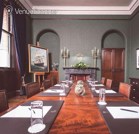 Hire Titanic Hotel Belfast Thomas Andrews' Office