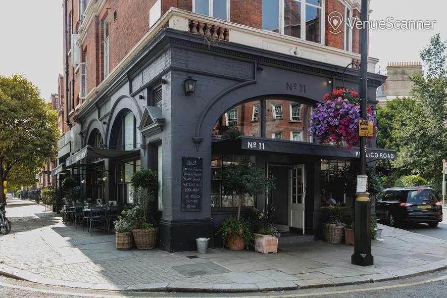Hire No.11 Pimlico Road Private Dining Room 5