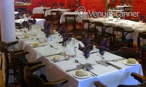 Hire Merchants Restaurant Dining Room