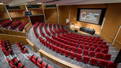 Hinxton Hall Conference Centre, Francis Crick Auditorium