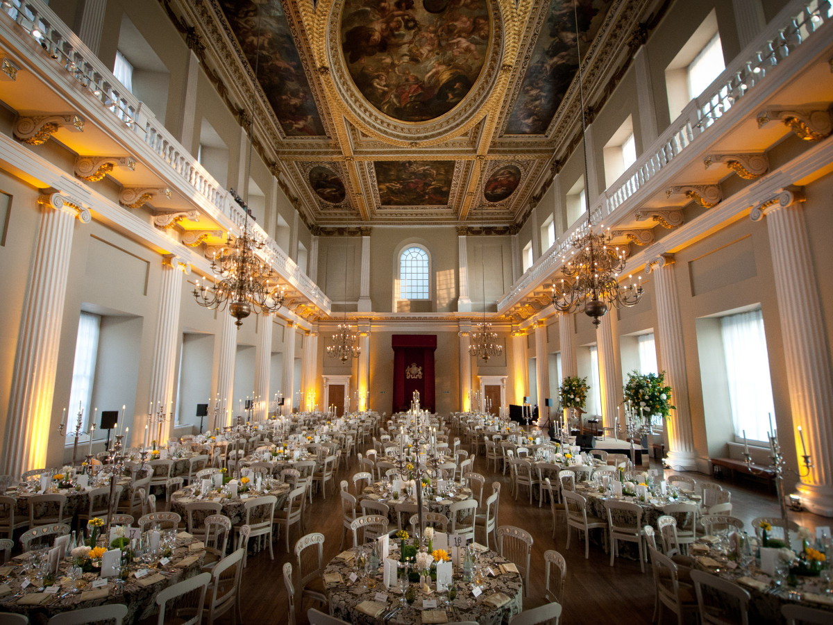 Hire Banqueting House The Main Hall Venuescanner