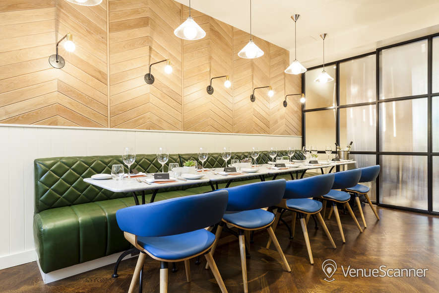 Hire Theo's Simple Italian Meeting Room - Private Dining 2