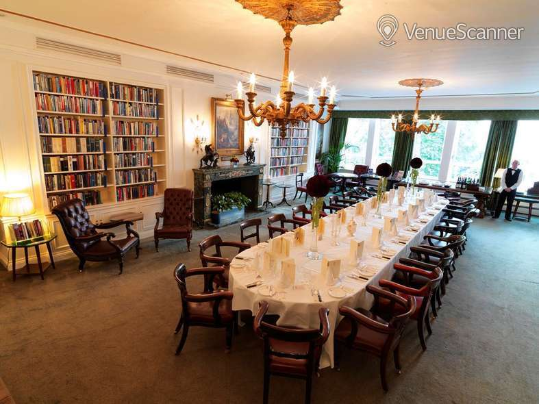 Hire Army Navy Club The Library 1