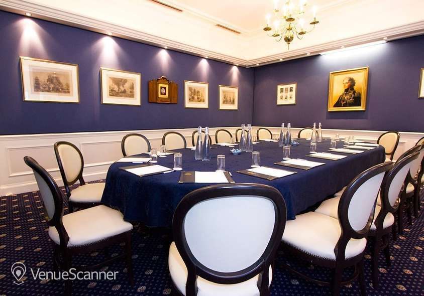 Hire Army Navy Club Nelson Room 1