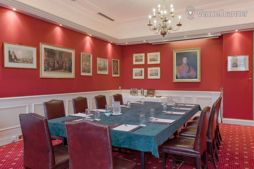 Hire Army Navy Club Wellington Room 1