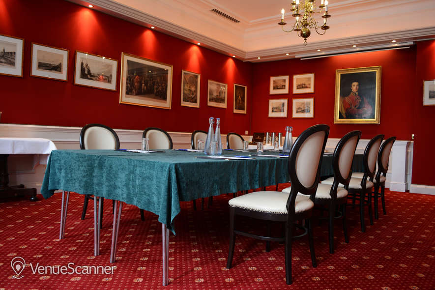 Hire Army Navy Club Wellington Room 2