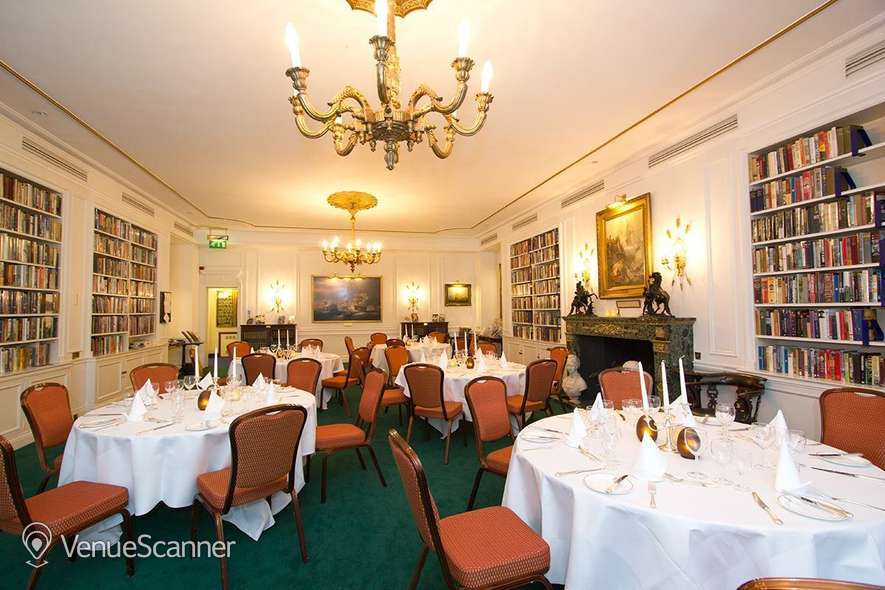 Hire Army Navy Club The Library 2
