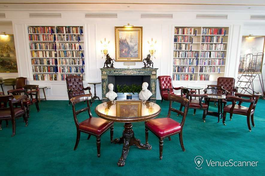 Hire Army Navy Club The Library 3