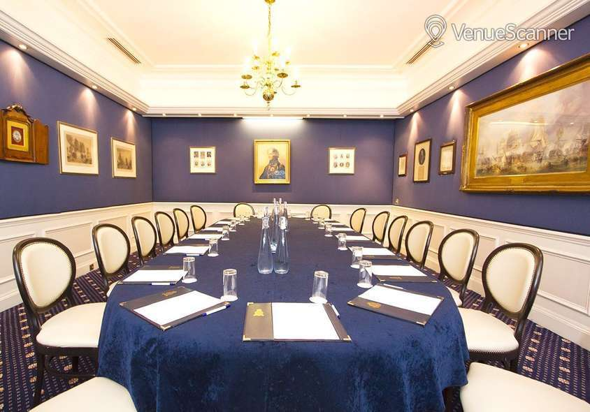 Hire Army Navy Club Nelson Room