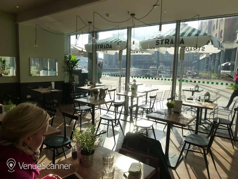Hire Strada Dockside Exclusive Restaurant Hire 1