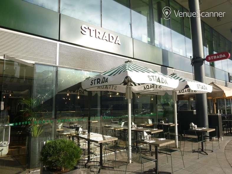 Hire Strada Dockside Exclusive Restaurant Hire