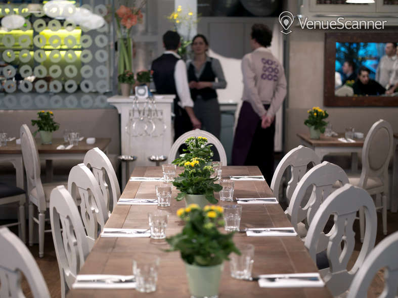 Hire Aubaine Kensington Private Dining Room 4