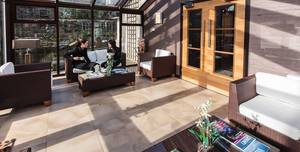 The Dunstane Houses, Garden Conservatory