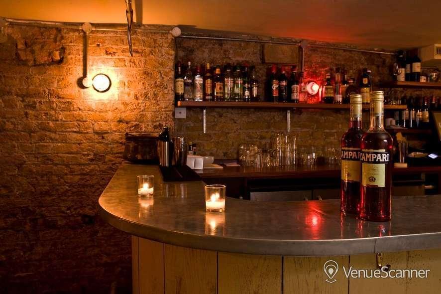 Hire Polpo Soho Campari Bar 5