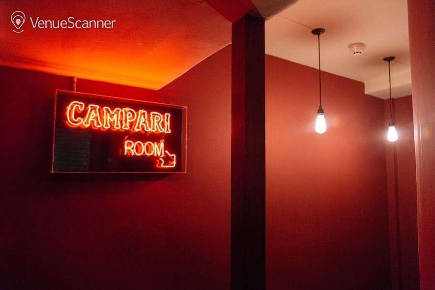 Hire Polpo Soho Campari Bar 6