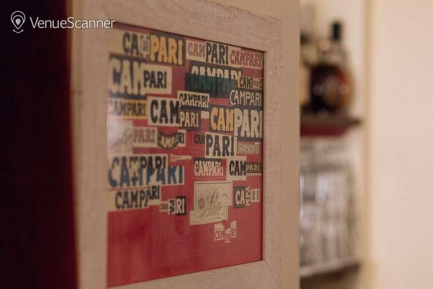 Hire Polpo Soho Campari Bar 8