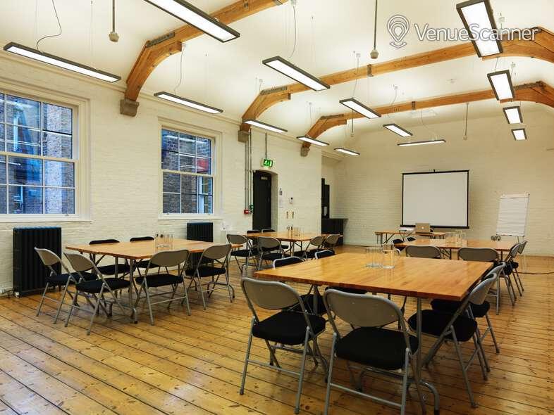 Hire The Artworks Classrooms Carrington Room