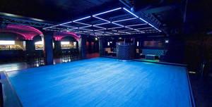 Why Not Nightclub, Main Room