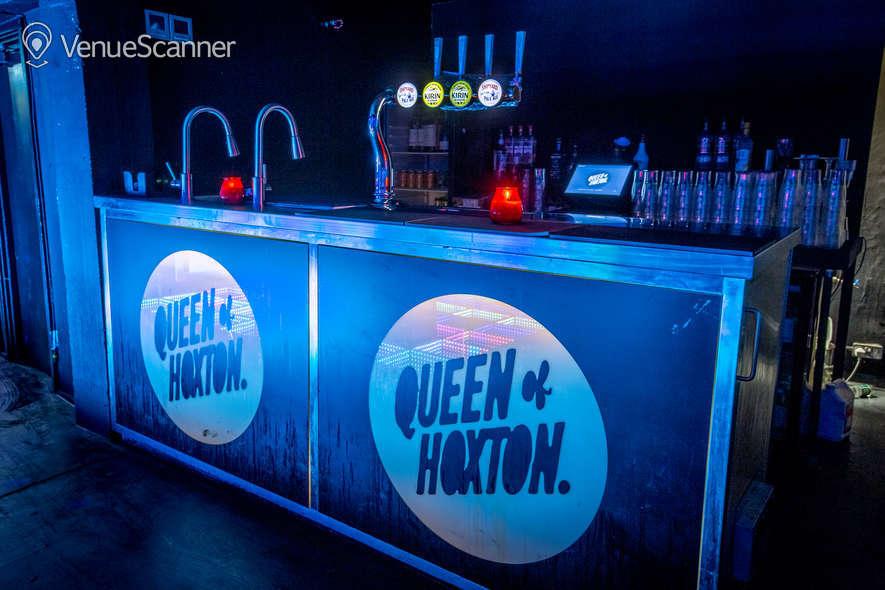 Hire Queen Of Hoxton Room 2 2