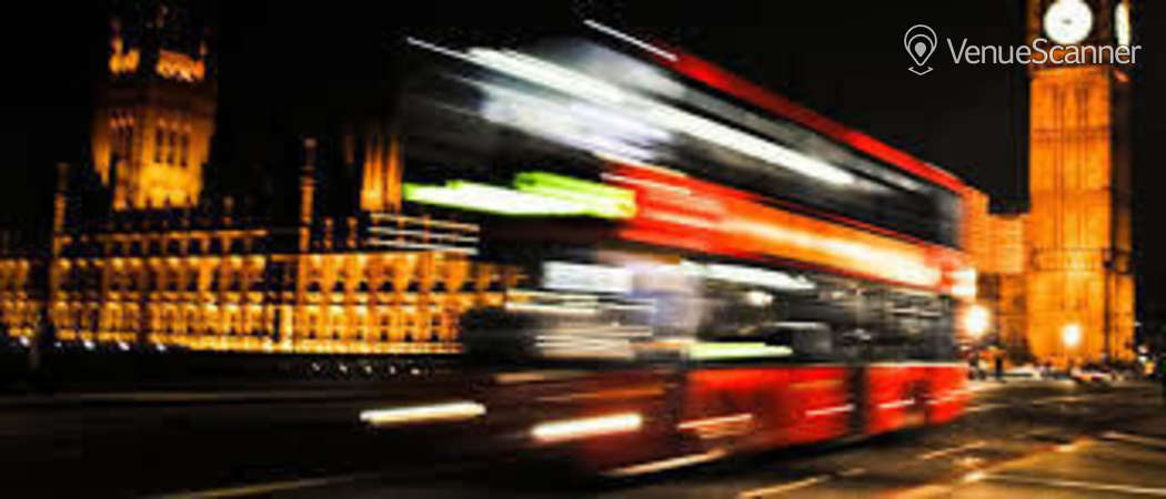 Hire The Traditional London Party Bus Tour