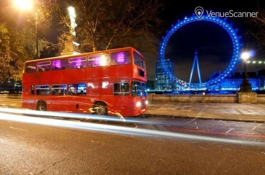 Hire The Traditional London Party Bus Tour 1