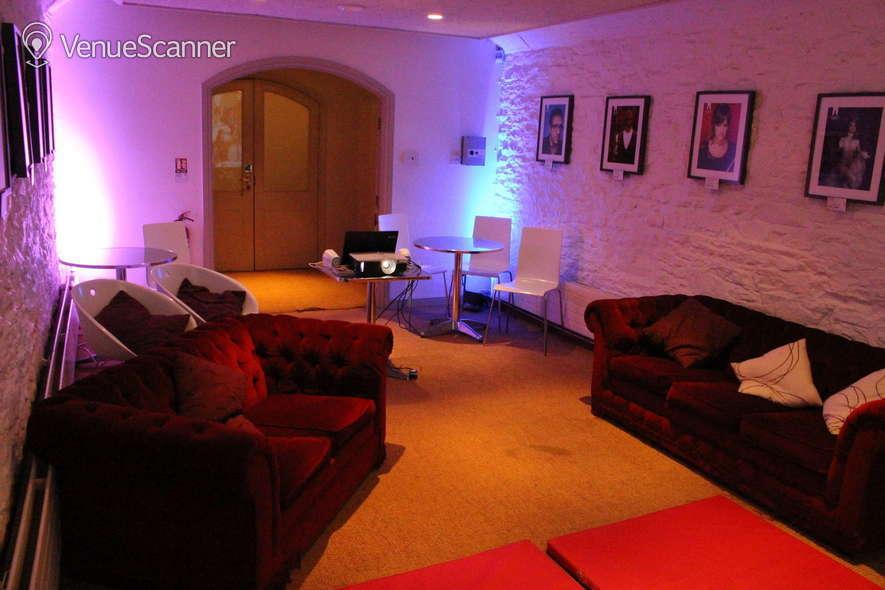 Hire St George's Bristol The Recording Room