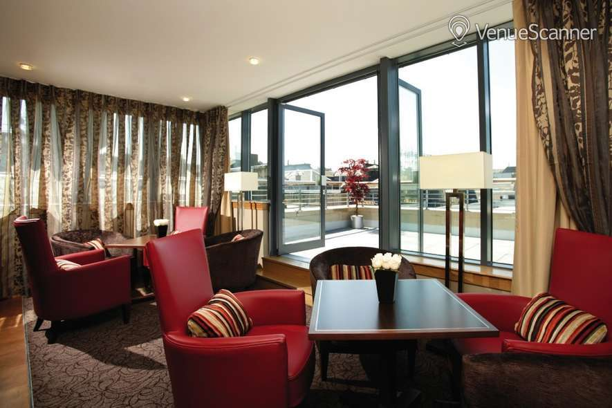 Hire Intercontinental Edinburgh The George Fourth View Suite 2