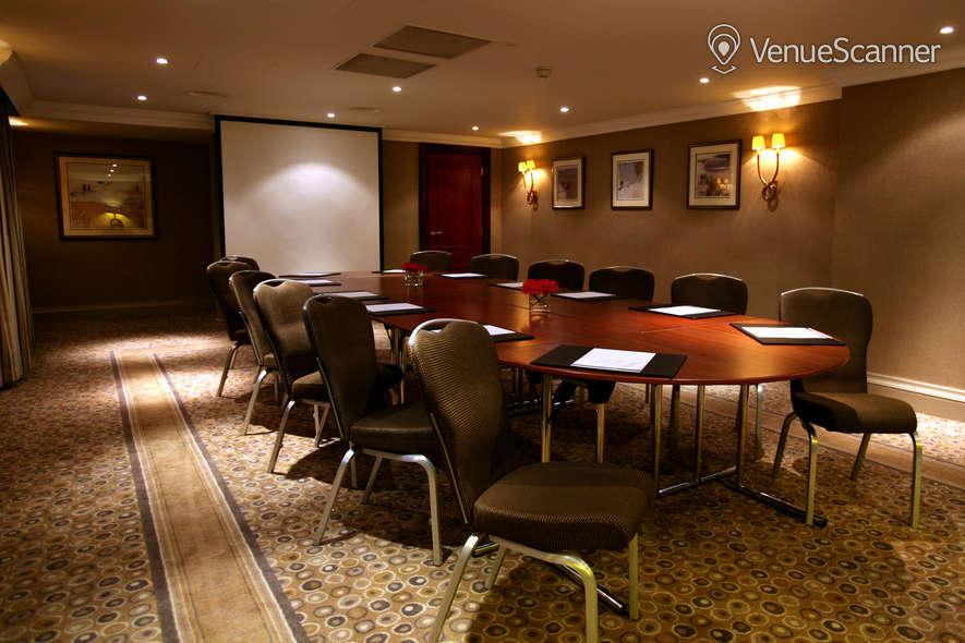 Hire Intercontinental Edinburgh The George Princes Suite