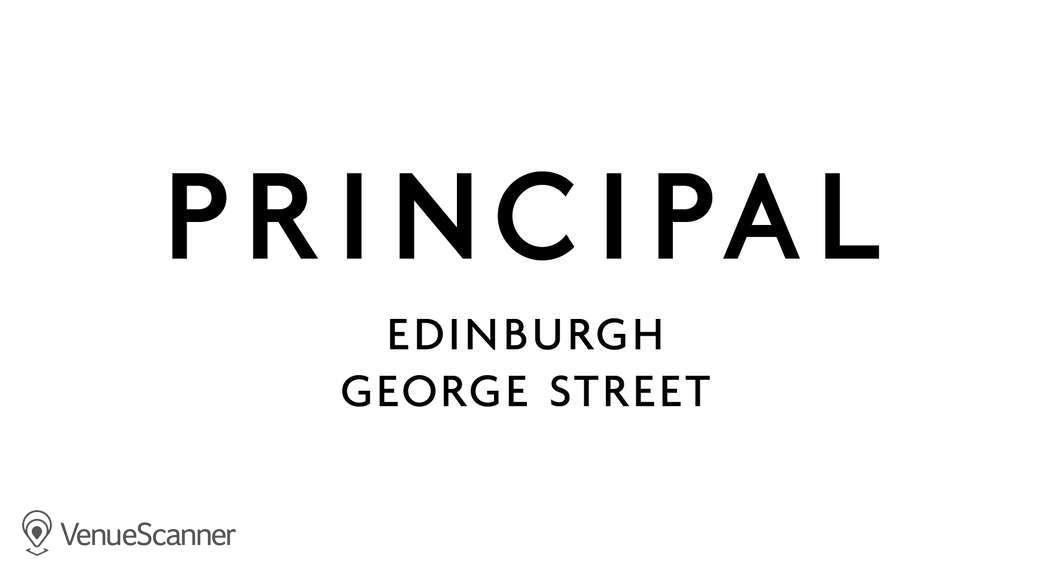Hire Intercontinental Edinburgh The George Princes Suite 3