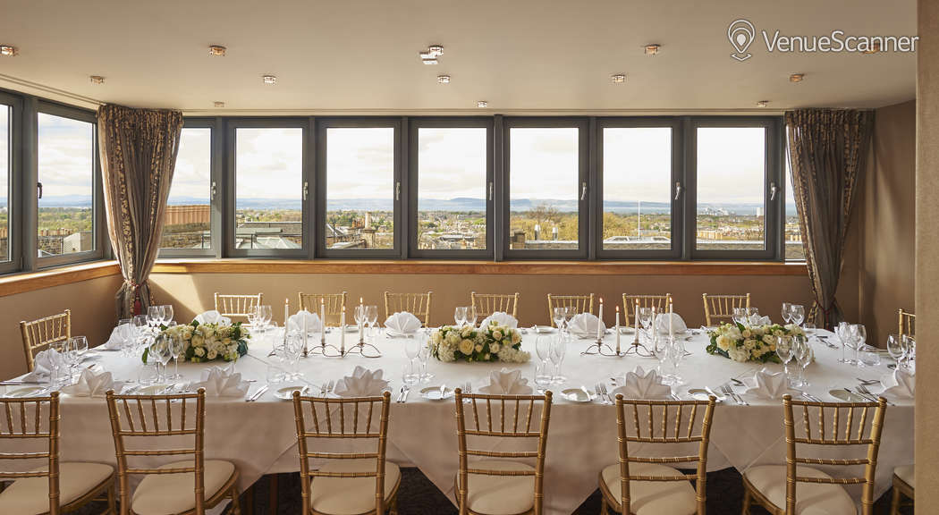 Hire Intercontinental Edinburgh The George Fourth View Suite 1