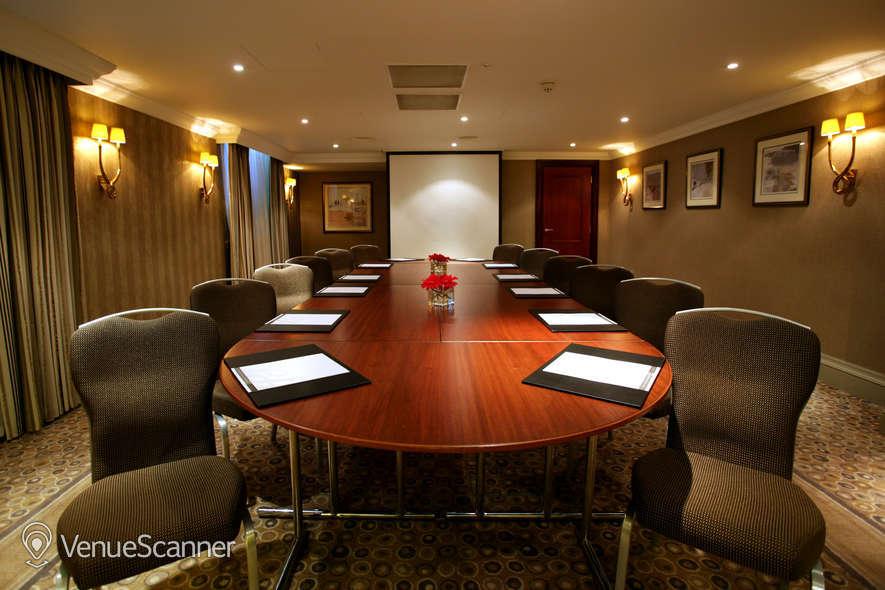 Hire Intercontinental Edinburgh The George Princes Suite 1