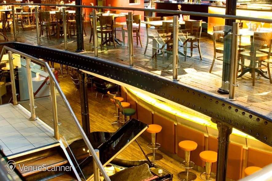 Hire Pizzaexpress Wapping Piano Bar