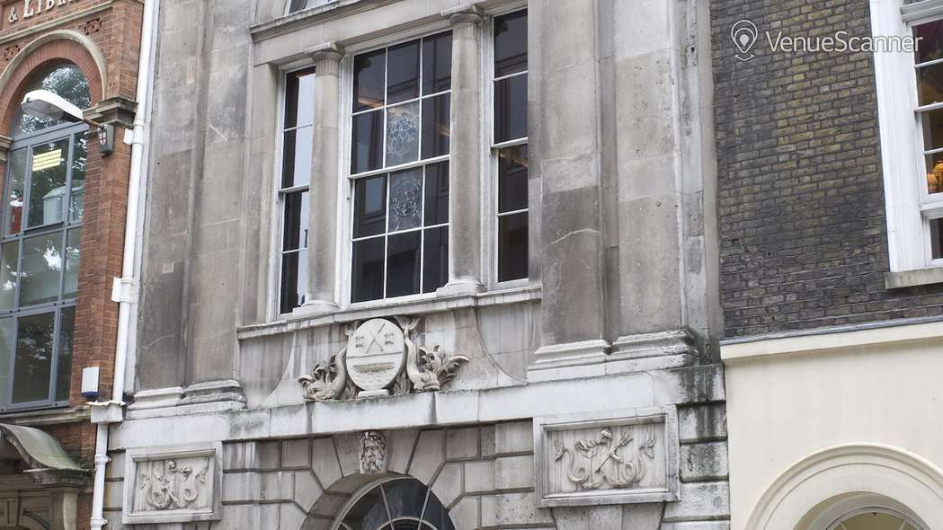 Hire Watermen's Hall Court Room 3