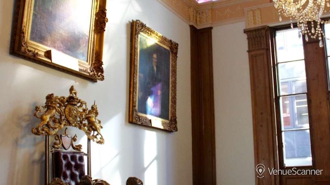 Hire Watermen's Hall Court Room