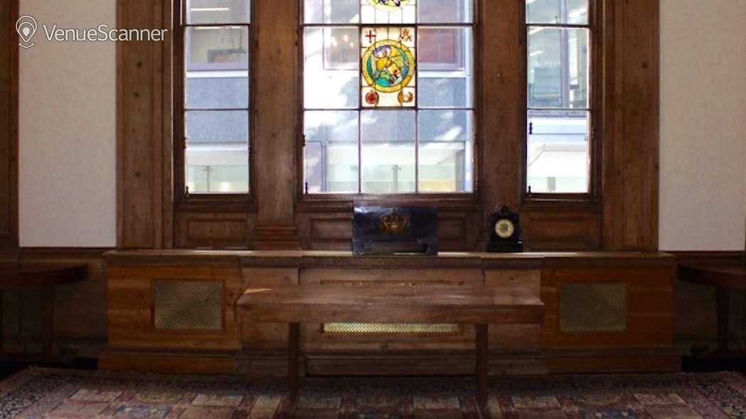 Hire Watermen's Hall Court Room 2