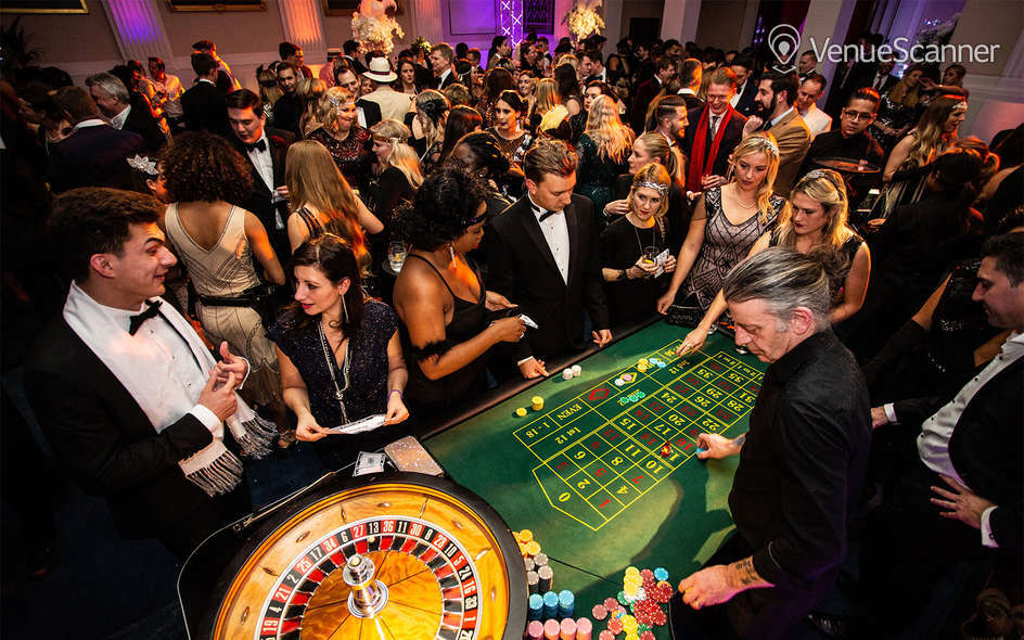 Hire The Gatsby Club At Freemasons' Hall The Gatsby Club 1