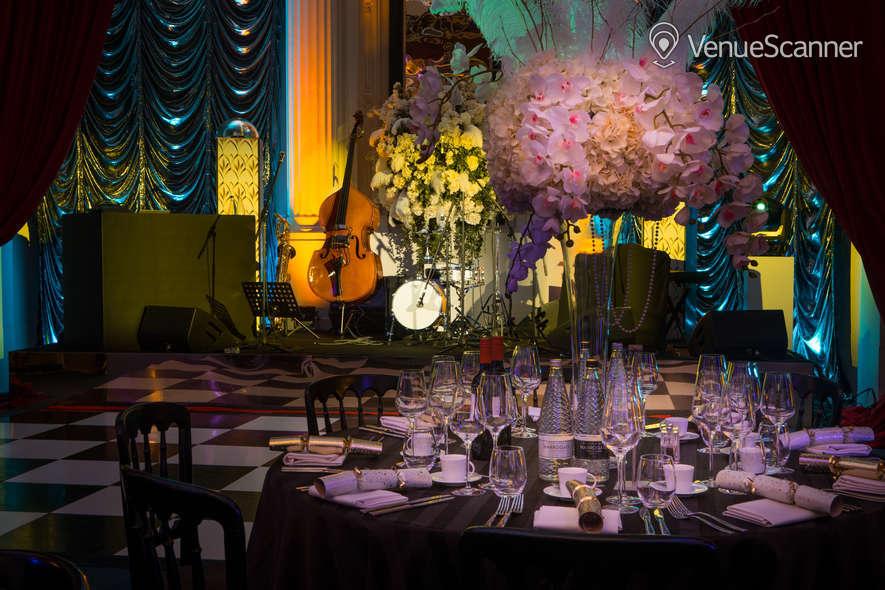 Hire The Gatsby Club At Freemasons' Hall The Gatsby Club