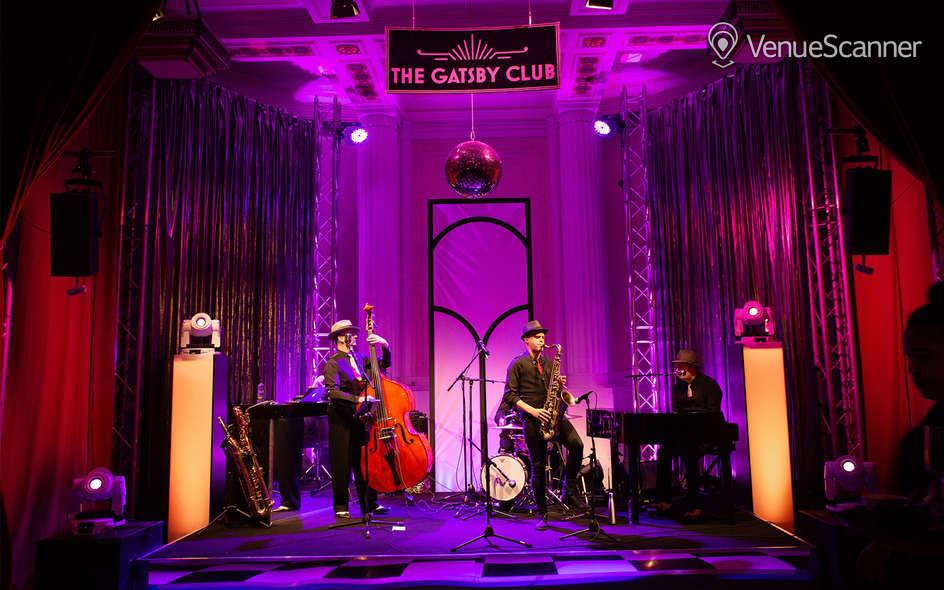 Hire The Gatsby Club At Freemasons' Hall The Gatsby Club 4