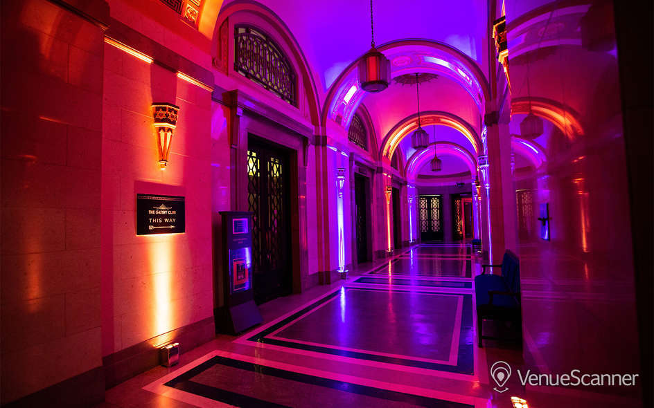 Hire The Gatsby Club At Freemasons' Hall The Gatsby Club 11