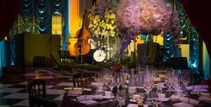 The Gatsby Club At Freemasons' Hall, The Gatsby Club
