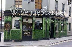 Hire The Old King's Head Function Room 2