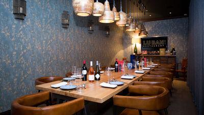Lu Ban Restaurant, The Wine Room