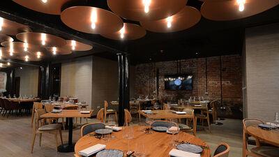Lu Ban Restaurant, Main Dining