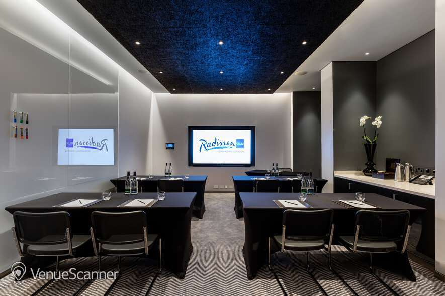 Hire Radisson Blu Edwardian, Mercer Street Private Room 4 3